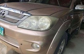 2007 Toyota Fortuner G AT for sale