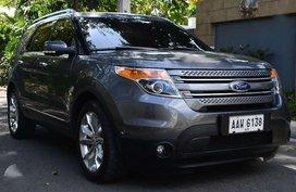 2014 Ford Explorer 4x4 Limited FuelFlex