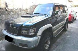 For sale ISUZU TROOPER 2002 model