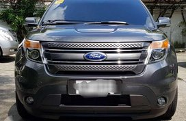 2015 Ford Explorer ecoboost 4x2 500km only