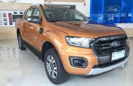 2019 Ford Ranger Wildtrak 2.0L 4x2 AT 20K All-In Low Downpayment Promo