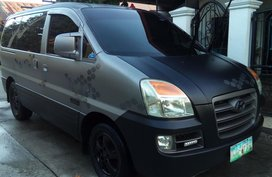 Hyundai Starex CRDI GRX matte 2007 for sale