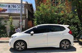 Honda Jazz 2016 vx plus (white) for sale
