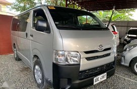 2016 TOYOTA Hiace 25 Commuter Silver Thermalyte