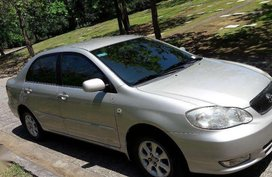 Toyota Altis 2004 for sale