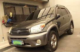2005 TOYOTA Rav4 4x4 A/T FOR SALE