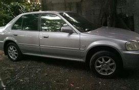 2002 mdl Honda City type z vtec Limetid edition