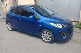 Mazda 2 2011 top of the line