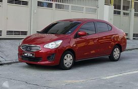 2016 Mitsubishi Mirage G4 M/T -Red FOR SALE