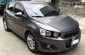 Like New Chevy Sonic for sale