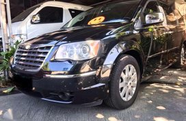 2010 Chrysler Town and Country Diesel