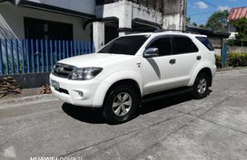 2008 Toyota Fortuner G Automatic transmission