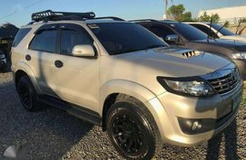 Toyota Fortuner 2.5G Vnt Automatic Diesel 2014