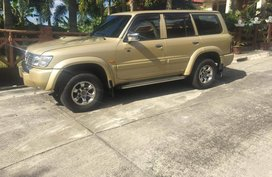 Nissan Patrol 4x2 AT Diesel Limited Edition