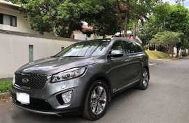 2015 KIA SORENTO V6 6 Speed Automatic Transmission