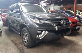 Toyota Fortuner G 2017 Manual-Located at Quezon City