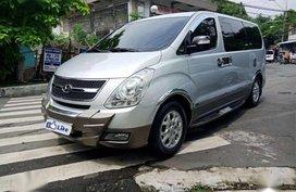 2011 Rush Hyundai Grand Starex VGT Limited Edition AT Dsl