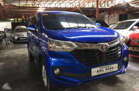 2016 Toyota Avanza 13 E Manual Blue
