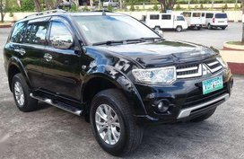 Mitsubishi Montero Sports GLS V 2014 model TAG fortuner