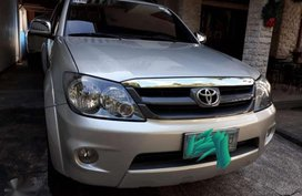 Toyota Fortuner 2008 Gas FOR SALE