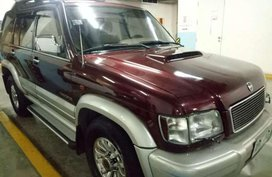 2003 Isuzu Trooper skyroof FOR SALE