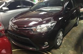 Grab Ready 2017 TOYOTA Vios 13 E Manual Black