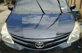 Toyota Avanza e 2013 model Manual