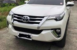 Toyota Fortuner V 2018 (Davao City)