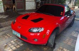 2007 Mazda MX5 Miata retractable top