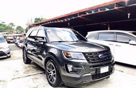2016 Ford Explorer Sport EcoBoost 4x4 Automatic Transmission