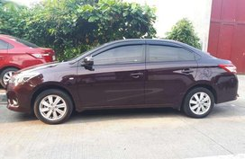 Grab Toyota Vios E 2017 Manual-Located at Quezon City
