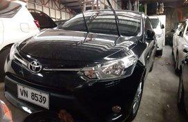 Toyota Vios 1.3 E 2017 Automatic Black