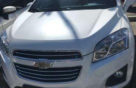 SELLING Chevrolet Trax automatic 2016