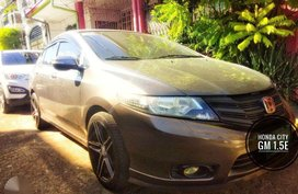 Honda City GM 2012 acq 2013 for sale