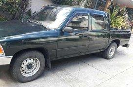 1997 Toyota Hilux 4x2 - diesel - manusl