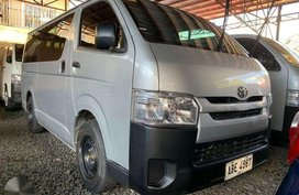 2016 Toyota Hiace Commuter 2.5L Manual Silver