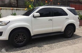 Toyota Fortuner G 2015 A/T diesel Fresh in and out