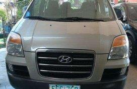 2007 Hyundai Starex GRX CRDi Diesel AT