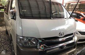 2017 Toyota Hiace Grandia GL 3.0 Manual for sale