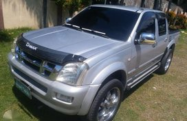 Isuzu Dmax 2006 3.0 turbo diesel engine strong engine