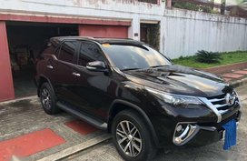 TOYOTA Fortuner 4x4 2016 FOR SALE