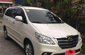 2014 Toyota Innova 2.5G FOR SALE