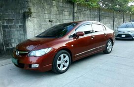 For sale Honda Civic fd 2007 automatic