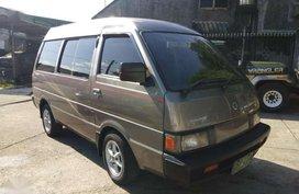 1996MT Nissan Vanette Diesel like Liteace