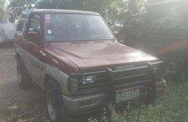 Daihatsu Feroza 4x4 for sale