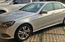 2014 Mercedes Benz E220 for sale