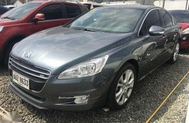 2014 Peugeot 508 CRDI 16 6Speed AT w Turbo