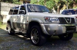 2002 Nissan Patrol DSL FOR SALE