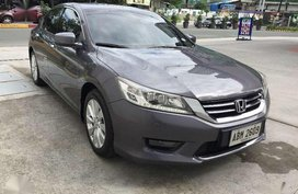 Honda Accord 2.4L AT 2014 model purchased 2015