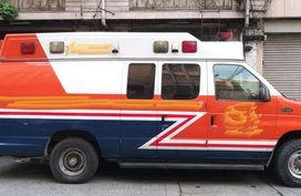 Ford Ambulance 1996 Ford E350 E-one type 2 model
